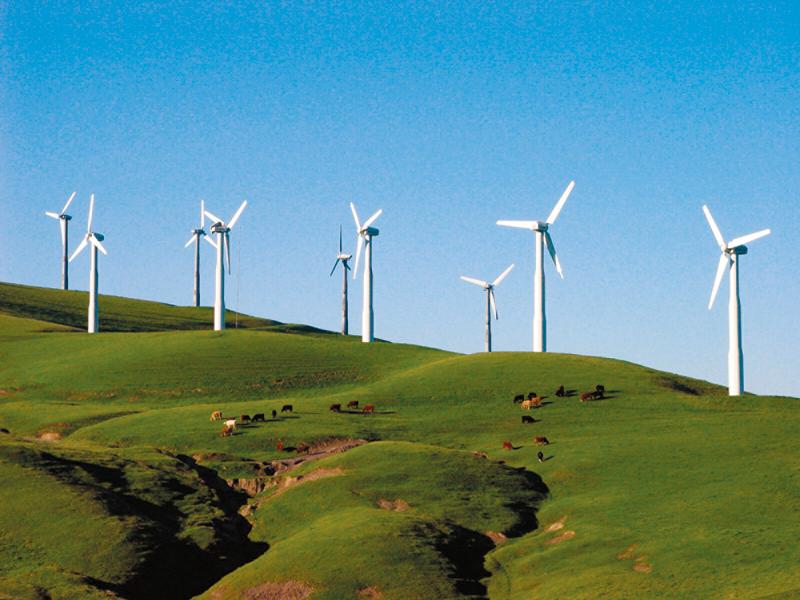 Πράσινη ενέργεια:Επενδύσεις για ισχύ άνω των 1.200 MW έως το 2015