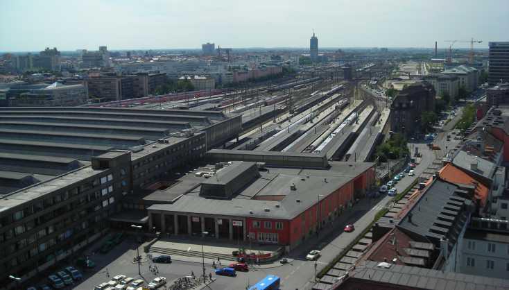 Σιδηροδρομικός σταθμός Μονάχου