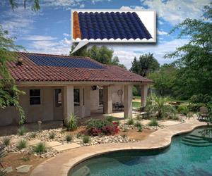 Ηλιακά κεραμίδια-συλλέκτες ηλιακής ενέργειας