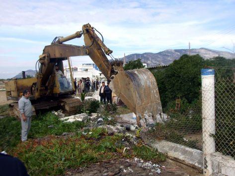 """""""Ελαφριά"""" πρόστιμα για τους ιδιοκτήτες αυθαιρέτων ανακοίνωσε ο Υπουργός ΠΕΚΑ"""