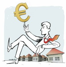 Ρυθμίσεις-ανάσα για την οικοδομή με την πτώση των φόρων μεταβίβασης