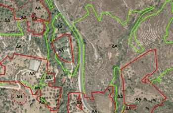 Λύση στο πρόβλημα με τους δασικούς χάρτες της Πεντέλης