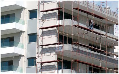Νέα πτώση στην οικοδομική δραστηριότητα τον Απρίλιο του 2011