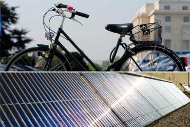 Έρχεται το ηλιακό (φωτοβολταϊκό) ποδήλατο