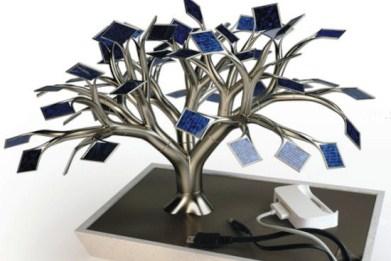 Φωτοβολταϊκό φυτό εσωτερικού χώρου φορτιστής συσκευών