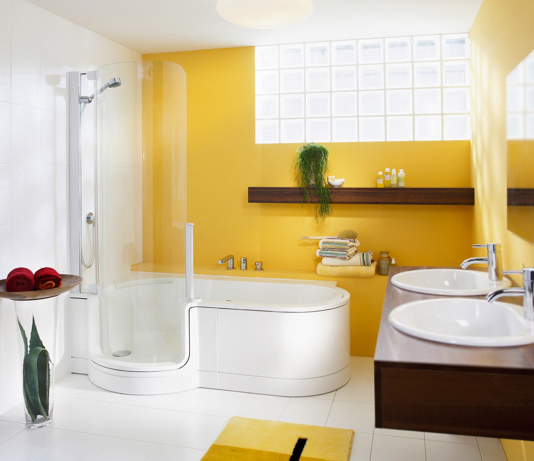 Ώρα για μπάνιο… Μπανιέρα ή Ντουζιέρα;;;