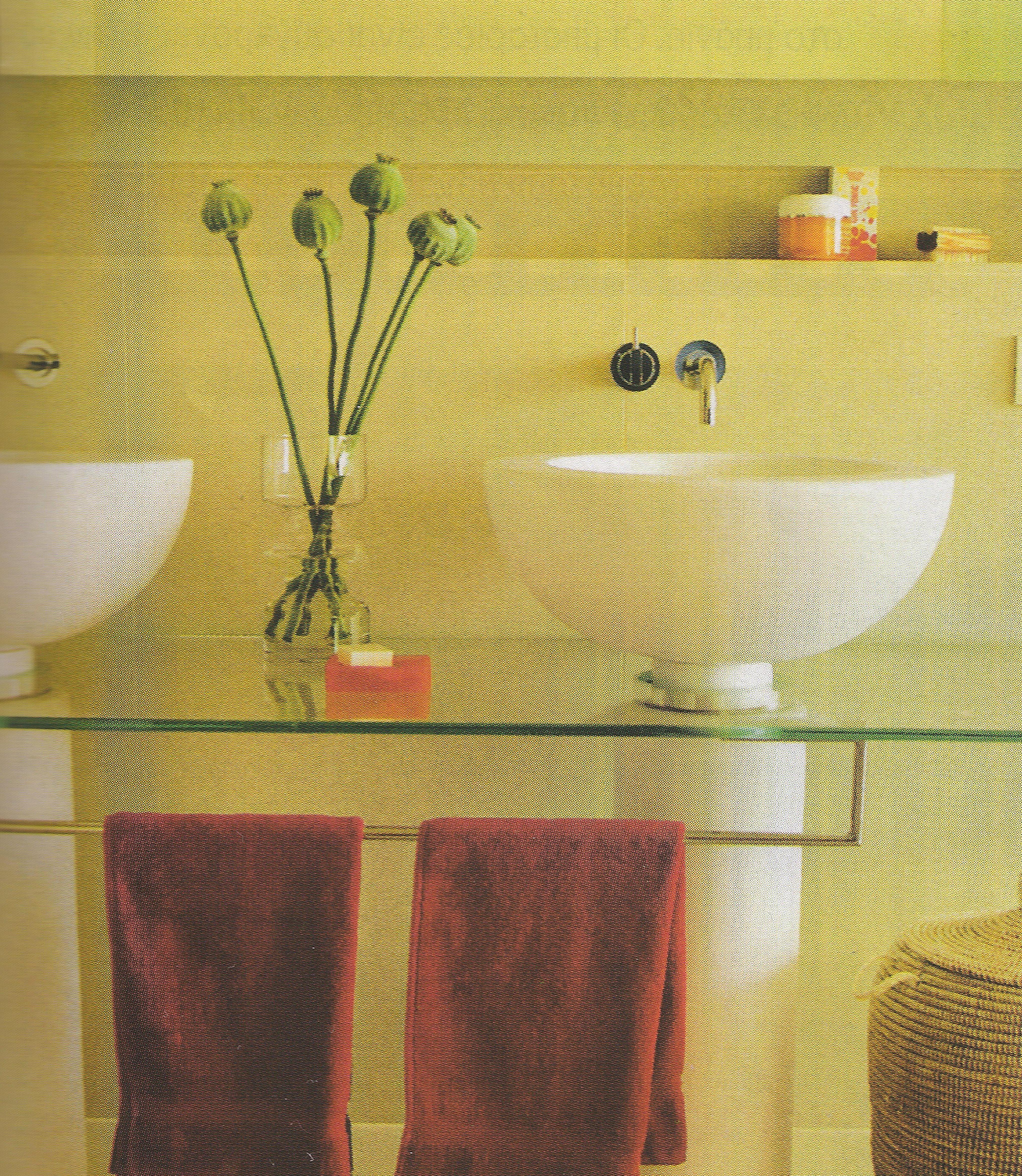 Έξυπνες συμβουλές για την διαμόρφωση ενός μπάνιου