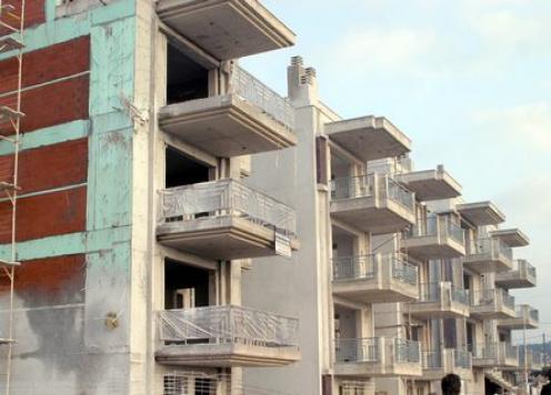 Συνεχίζεται η κρίση στον τομέα της οικοδομής