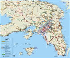Πρόταση για νέα οδικά έργα στην Αττική