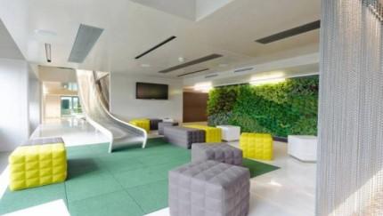 Νέα γραφεία της Microsoft