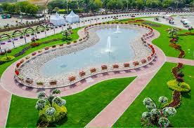 Ένας κήπος θαύμα (Miracle Garden) στο Ντουμπάι