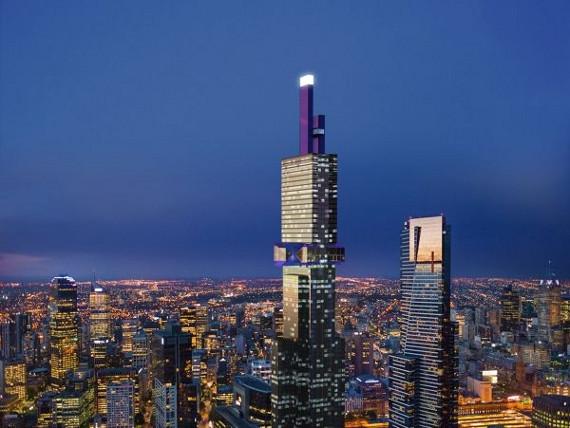 Ουρανοξύστης στην Αυστραλία από Έλληνα Αρχιτέκτονα