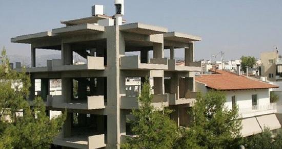 Ακύρωσε το ΣτΕ απόφαση για μικρές παραβάσεις στα κτίρια