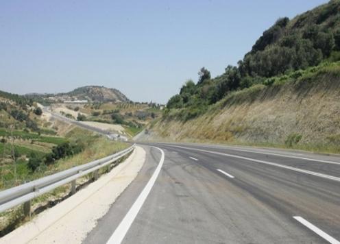 Επανέναρξη των έργων στους οδικούς άξονες