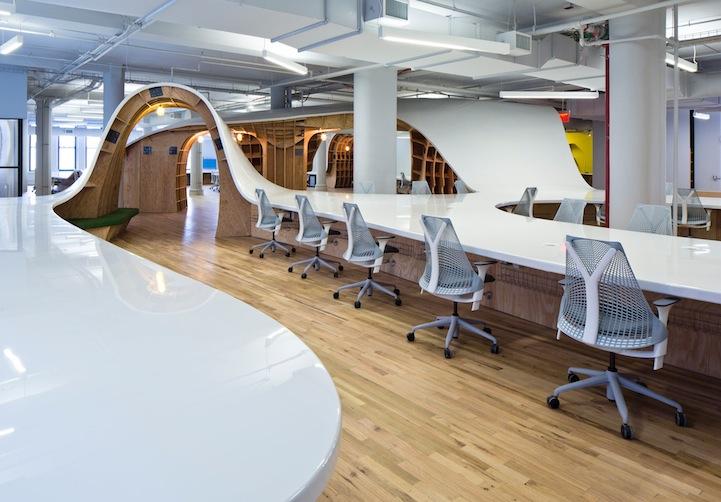 Το μεγαλύτερο γραφείο που φιλοξενεί 125 υπαλλήλους ταυτόχρονα