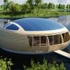 Waternest 100: ένα πλωτό οικολογικό σπίτι