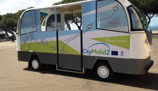 Από αύριο δοκιμαστικά τα λεωφορεία χωρίς οδηγό στα Τρίκαλα
