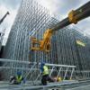 Μικρή ανάπτυξη σημείωσε ο ευρωπαϊκός κατασκευαστικός κλάδος