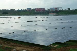 Cochin International Airport_Solar_cells_near_cargo_terminal