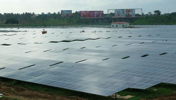 Αερολιμένας στην Ινδία θα τροφοδοτείται αποκλειστικά από ηλιακή ενέργεια