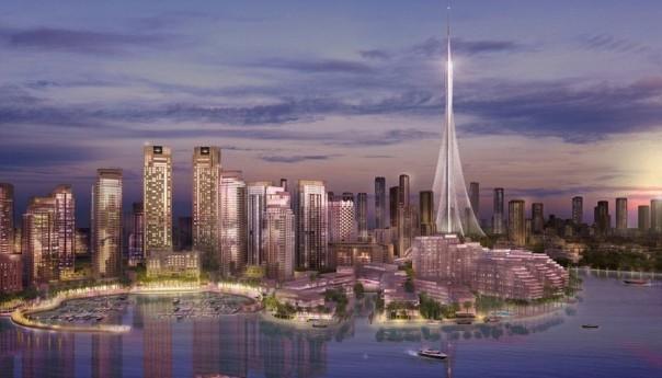 Ο ψηλότερος ουρανοξύστης στον κόσμο θα κατασκευαστεί στο Ντουμπάι